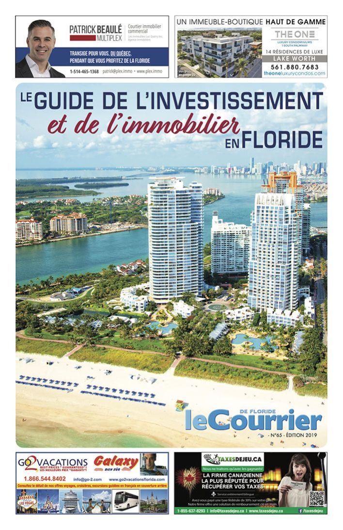 Guide de l'investissement et de l'immobilier en Floride