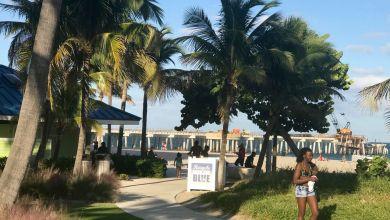Photo de La plage de Pompano Beach va changer de visage