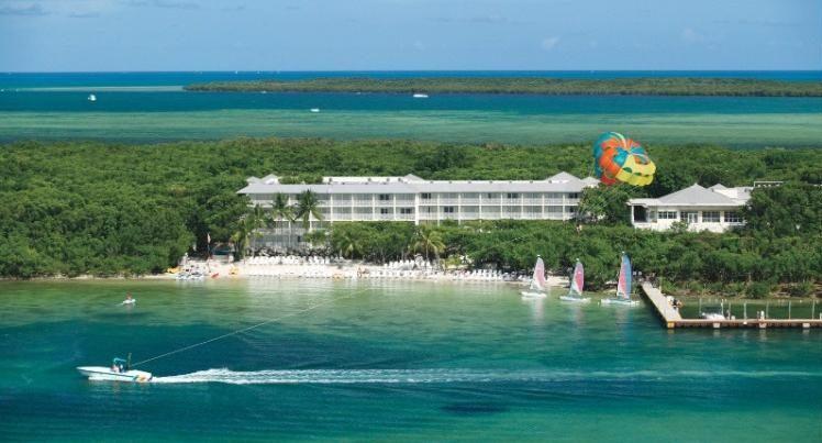 Nouveaux hôtels dans les Keys de Floride