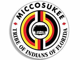 drapeau des miccosukee de floride