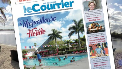 Photo of Le Courrier de Floride de Février 2019 est sorti !