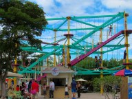 Attraction pour enfants au Miami Seaquarium