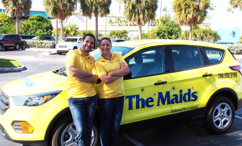 The Maids - Nettoyage résidentiel - Miami