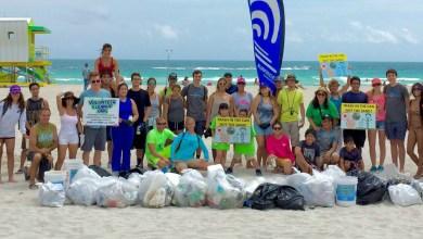 Accompagnez le Consulat du Canada au nettoyage de la plage de Hollywood