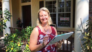 Photo of Votre agent immobilier francophone à Orlando : Frédérique Carré
