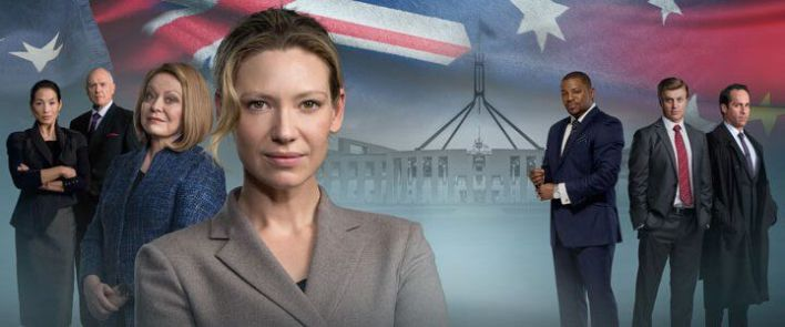 Secret City (Saison 2)