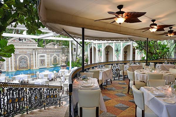 Gianni's restaurant à Miami Beach