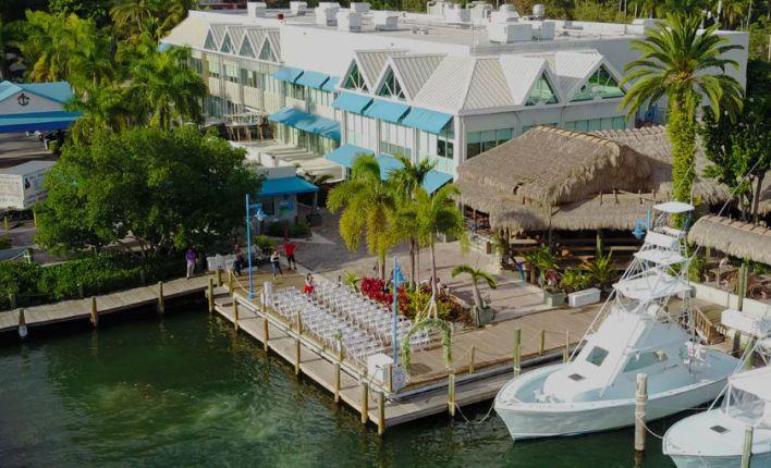 Monty's Raw Bar à Coconut Grove / Miami