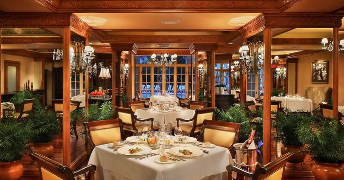 Restaurant Palme d'Or à Miami
