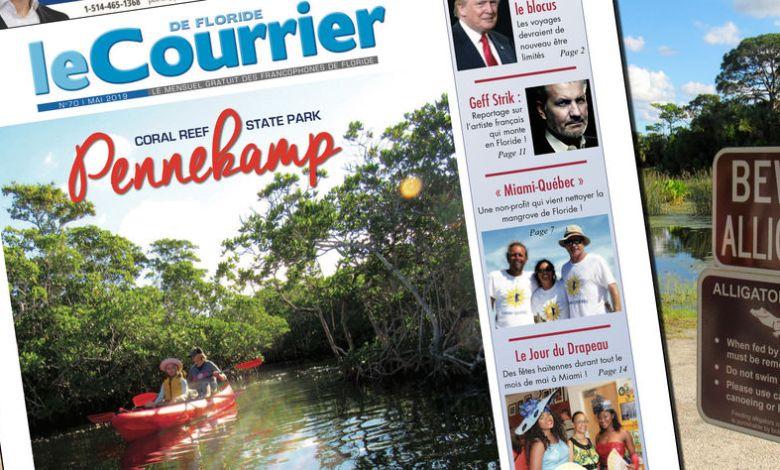 Le Courrier de Floride N°70 / Mai 2019