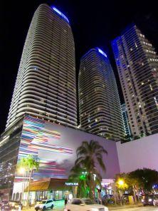 Le quartier de Brickell à MiamiLe quartier de Brickell à Miami