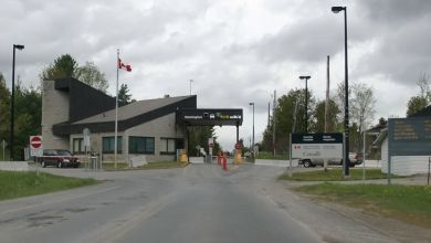 la douane d'Hemmingford.