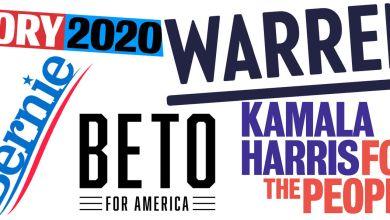 Photo de Les candidats à la Primaire Démocrate de 2020 aux Etats-Unis