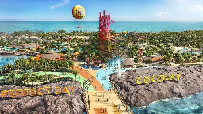 CocoCay : Royal Caribbean