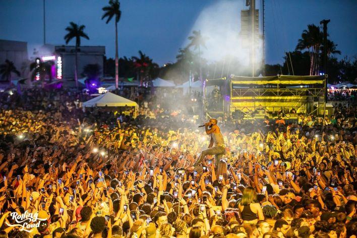 Miami Gardens : Rolling Loud Festival