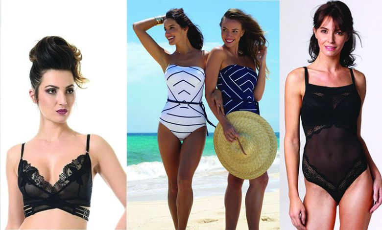 My French Wardrobe : les sous-vêtements français aux Etats-Unis vendus sur internet ou en magasin.