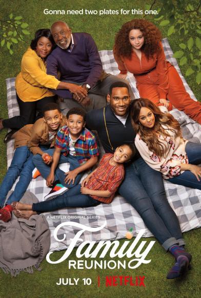 série Family Reunion (Saison 1) sur Netflix