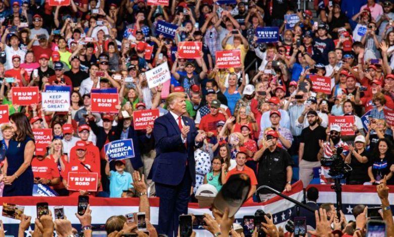 Trump à Orlando