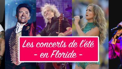 Photo of Les concerts de l'été à Miami et en Floride / Juillet-Août 2019