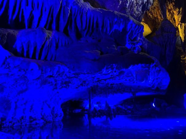 Ruby Falls à Lookout Mountain (Chattanooga dans le Tennessee)