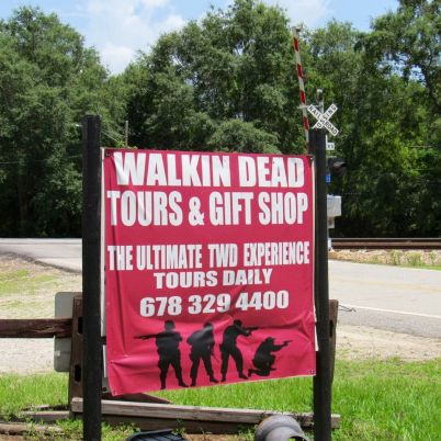 The Walkin Dead Haralson