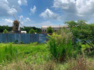 """Le site de """"Alexandria"""", là où est tourné The Walking Dead à Senoia"""