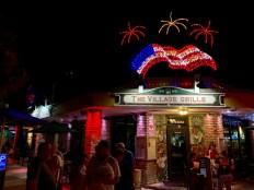 Lauderdale-by-the-sea la nuit.