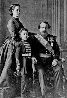 Napoléon III et la famille impériale