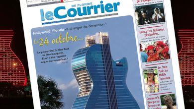 Photo of Le Courrier de Floride d'Octobre 2019 est sorti !
