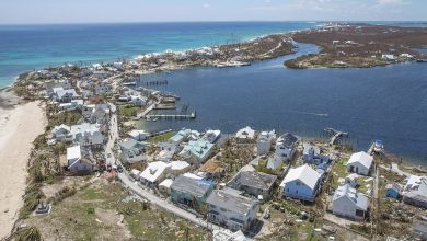 Après l'ouragan Dorian sur les Bahamas