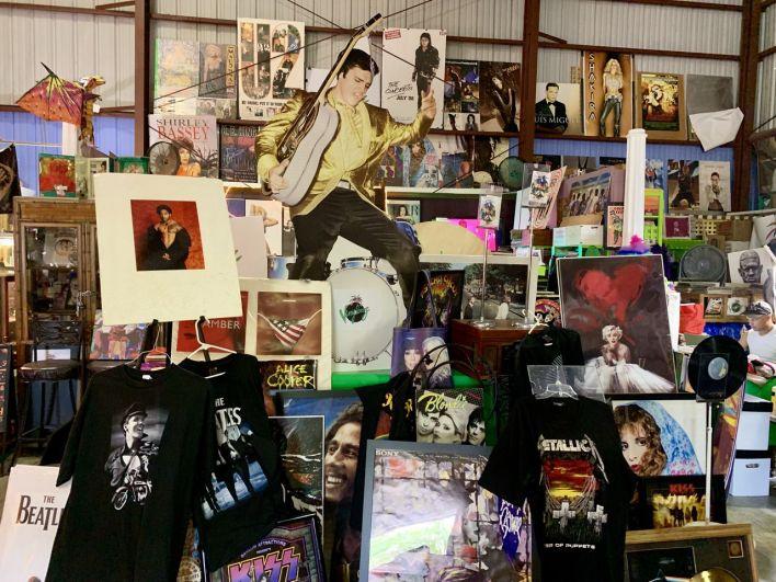 Vinylocoz : magasin de disques à Wilton Manors (Fort lauderdale)