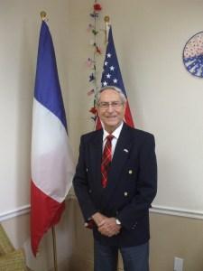 Bernard Loddé, président exécutif de l'AFGO