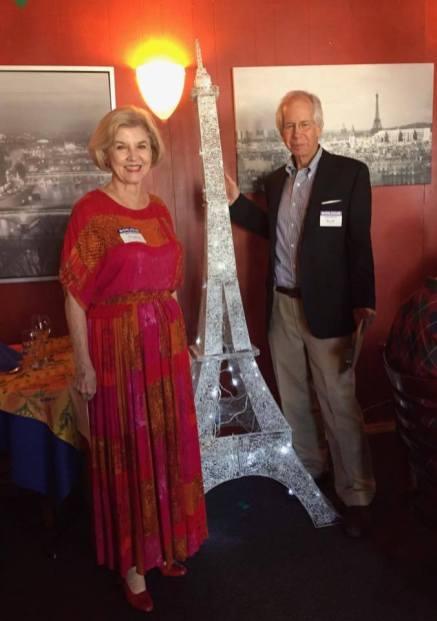Kent Weible, président du Cercle Français de Pinellas County