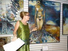 Nancy Rudick, France to You - Exposition Roger Crusat