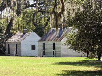 Magnolia Plantation à Charleston