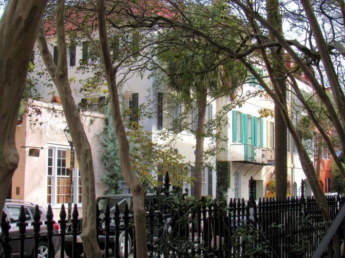 Queen Street à Charleston