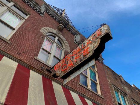 Beale Street à Memphis