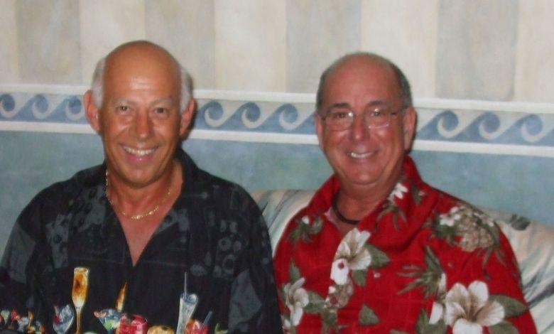 Denis Lefrançois et Yves Pontbriand à l'époque