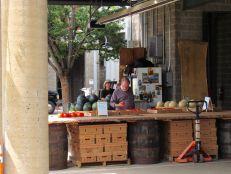 Farmer's Market de Nashville
