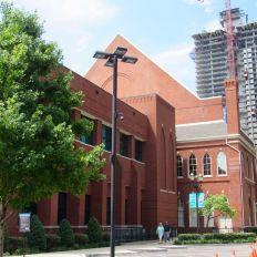 Le Ryman Auditorium de Nashville