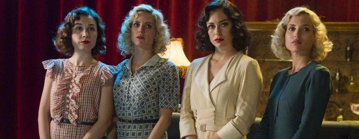 Cable Girls (Saison 5 – Part 1) : une série Netflix Originals