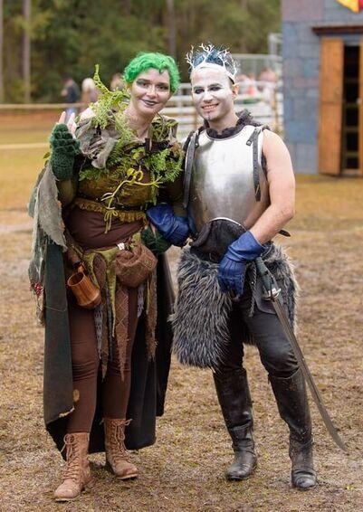 Hoggetowne Medieval Fair.