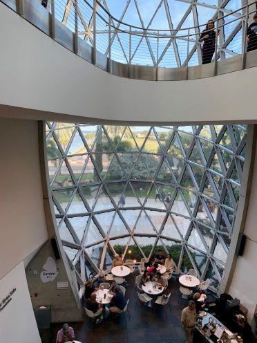 Le Salvador Dalí Museum de St Petersburg en Floride