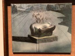 """""""Paranoia"""", au Salvador Dali Museum de St Petersburg"""