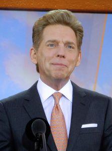 David Miscavige, qui est à la tête de la Scientologie.