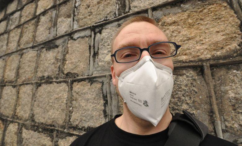 Masque N95 aux Etats-Unis