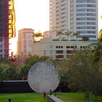 Le Centre de Fort Lauderdale en Floride