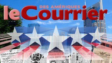 Photo of Evénement – Le Courrier des Amériques : un nouveau journal gratuit en français partout aux Etats-Unis !