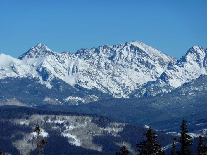 La station de ski de Beaver Creek.