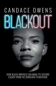 Le livre Blackout de Candace Owens